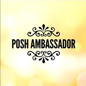 Officially a posh ambassador 🛍